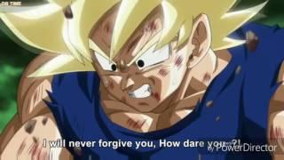 AMV Goku VS Freeza