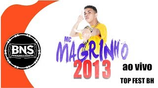 MC MAGRINHO NA TOP FEST BH
