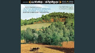 Appalachian Spring (Ballet for Martha) : Introduction of characters