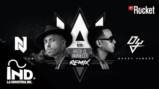 Preview | Hasta El Amanecer Remix - Nicky Jam Ft. Daddy Yankee