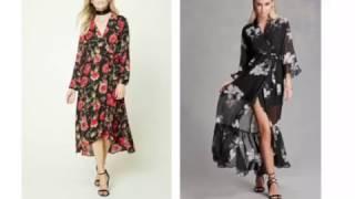 VESTIDOS DE MODA🌻 ROPA PRIMAVERA VERANO🌻FASHION DRESSES