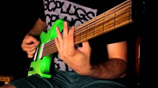 The Devil Wears Prada - Supernova - Instrumental Cover