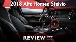 WATCH NOW !!! 2018 Alfa Romeo Stelvio Review
