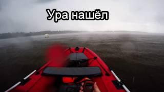 Финский залив 2016 CompAs 380S Попал под Ливень
