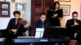 Ode à Alegria (Nona Sinfonia Beethoven) Cantada - Música de Casamento Entrada da Noiva