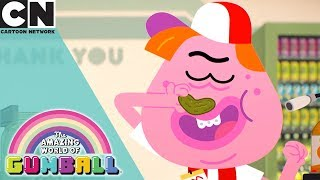 The Amazing World of Gumball | The Dill Pickle Beat | Cartoon Network