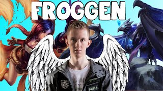 "Froggen ""The Birdman"" Montage 