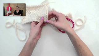 Knitting Help - Mattress Stitch