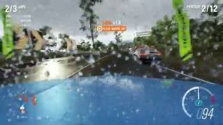Forza Horizon 3 rain effect looks amazing