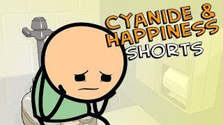 Occupied - Cyanide & Happiness Shorts