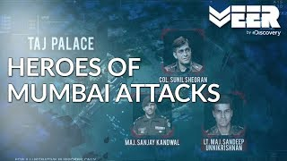 Operation Black Tornado | Saluting The Heroes of Mumbai Terror Attack |Battle Ops |Veer by Discovery width=