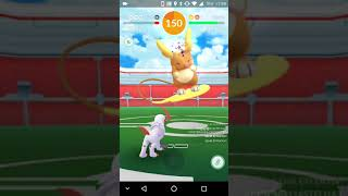 Alola Raichu solo only with Absol (WARNING: can cause jealousy)