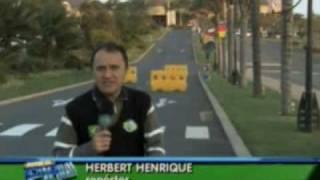 Na África do Sul, TV Cidade Verde se despede da cidade de Durban