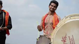 Don't you give up song mix in dhol and tasa