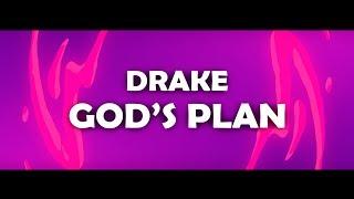 Drake ‒ God's Plan (Lyrics) 🎤 (Sevnth & Alo Remix) [Cover]