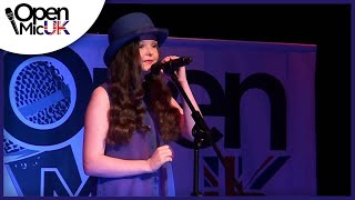 MANDY MOORE - WHEN WILL MY LIFE BEGIN performed by ALANA at the Newcastle Open Mic UK