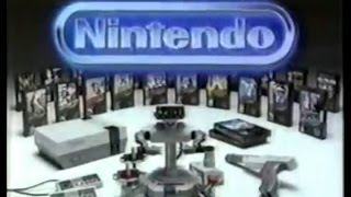 Nintendo Entertainment System Commercial (1985)