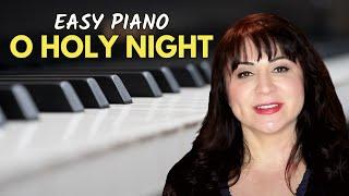 O Holy Night Easy Piano/Sheet Music