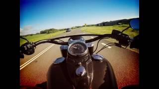 Kickstart My Heart - Motorbike ride in Sweden