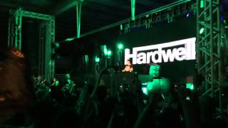 Ping Pong X Baile de Favela (Hardwell Remix) - Live from RMC 2016