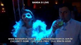Banda D Live no Espaço Armazém - Casamento da Atriz Vivian Nagura (Chiquititas)