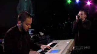 Linkin Park - Pushes me Away.  Live
