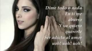 Paty Cantú   Suerte LETRA ALBUM  Corazón Bipolar  2012