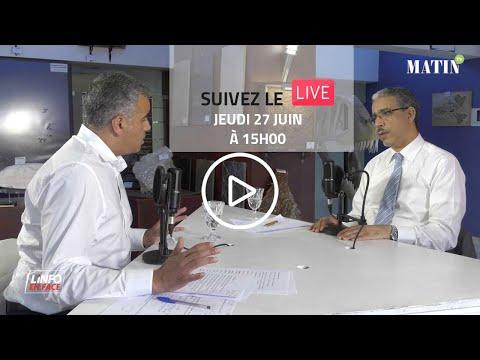 Video : En direct : A bâtons rompus avec Aziz Rabbah