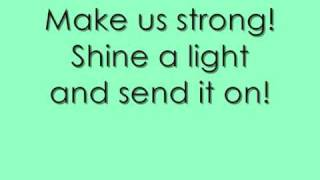 Miley Cyrus, Demi Lovato, Selena Gomez & Jonas Brothers - Send It On FULL (With Lyrics)