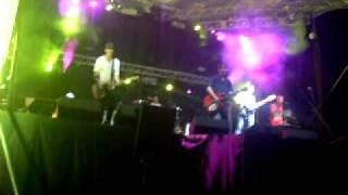 Chinaski - Tabáček ( Siravafest 2010 )