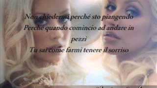 Christina Aguilera - Save Me From Myself - Traduzione