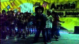 Ryan dançando, Vou levar você