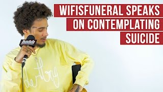 """Wifisfuneral's """"When Hell Falls"""" Mixtape Helped Him Overcome Suicidal Thoughts"""