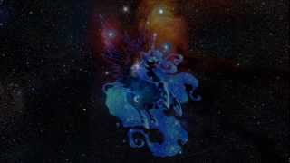 MLP FIM We came in peace, for all mankind