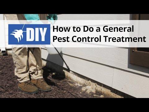 Pest control, Pest