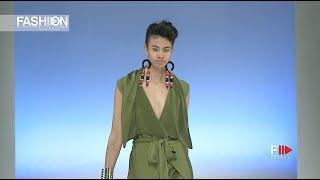 MANTSHO Fall 2020 SAFW - Fashion Channel