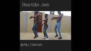 BISA KDEI - JWE SHORT DANCE VIDEO BY ALLO DANCERS