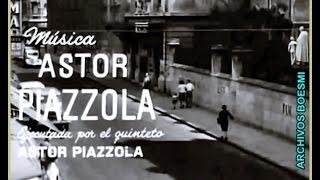 ASTOR PIAZZOLLA Y EL CINE - 5º AÑO NACIONAL (1961) -    5º AÑO NACIONAL (TÍTULOS)