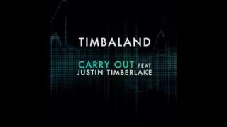 Timbaland - Carry Out feat. Justin Timberlake [ Shock Value II - 2009  ]