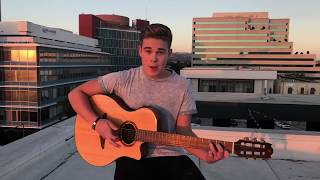 New York - Benji & Fede (Acoustic Cover by Ricardo Hurtado)
