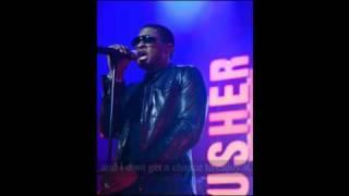 Usher Interview part 1