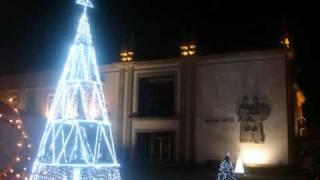 Fotos das Decorações do Natal 2010 em Vila Verde (Braga-Portugal)