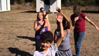 DCNW 2015 - West African Dance Class for Kids with Sarah Lee Parker Mansare