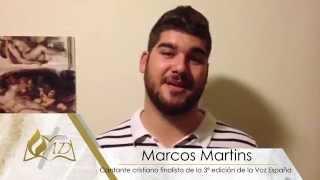 Promocion Marcos Martins
