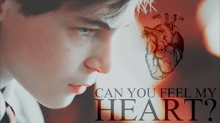 can you feel my heart? | bruce wayne [gotham]