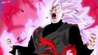 Dragon ball Super AMV Black Goku Rose (Skillet - Monster)