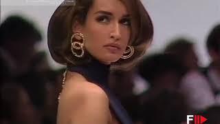 GENNY Spring Summer 1992 Milan - Fashion Channel