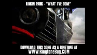 LINKIN PARK - WHAT IVE DONE - TRANSFORMERS