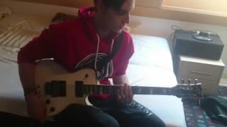 Breakdown of Sanity - Lights Out Matt Guitar Cover