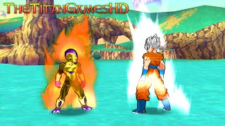 Drgon Ball Z Shin Budokai 2 Mod God White
